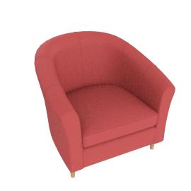 Juliet Chair, Red