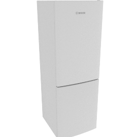 Bosch KGV33NW20G Fridge Freezer, White