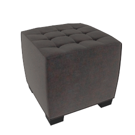 Basement Home Pouf Manhattan