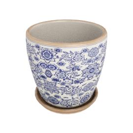 Mosaka Planter Pot Saucer - 33.5x33.5x33.5 cms