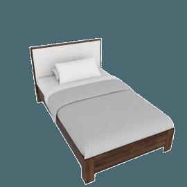 Copenhagen Bed - 120x200 cms