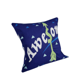 Geo Boys Cushion Cover - 45x45 cms