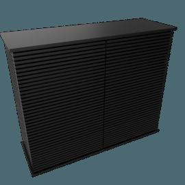 Line Console, Black