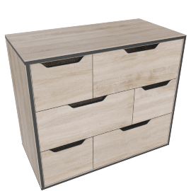 Riley 6-Drawer Chest