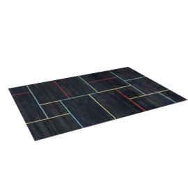 Omar Rug-160X230Cm-Grey