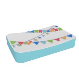 Bunting Soap Dish