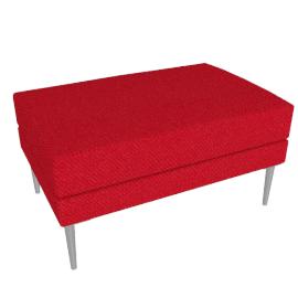 Libre Ottoman - Fabric 2