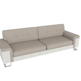 Candice 3-seater Sofa