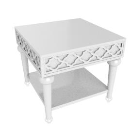 Arabesque End Table