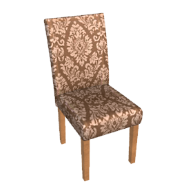 Felix Chair, Taupe