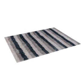 Soft Stripes Rug - 120x160 cms, Multicolour