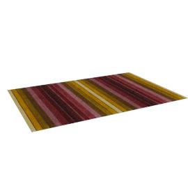 Dhalia Stripe Rug, 300x200, Purple
