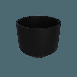 Monstruosus Planter, Model 3 Small, Black