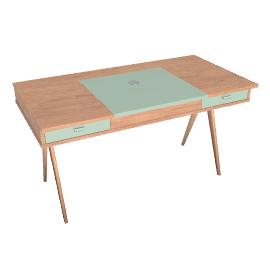 Stroller Desk, Green