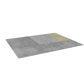 Stippen Rug 8'x10', Grey