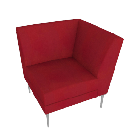 Libre Corner Component - Fabric 2