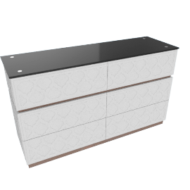 Myra 6 Drawer Dresser