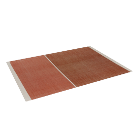 Maharam Merger Rug 5X7, Brick