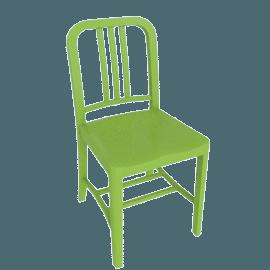111 Navy Chair, Grass