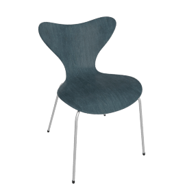 "Series 7 Chair - Lacquer - 18.3"" Seat Height"