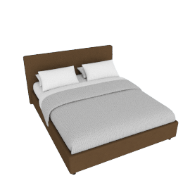 Giorgia Bed Frame Cover - 180x210 cms