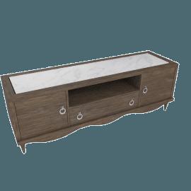 Lexington 2-Door 1-Drawer TV Unit