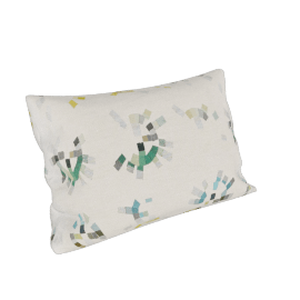 Maharam Pillow in Colorwheel 11X21, Pumice