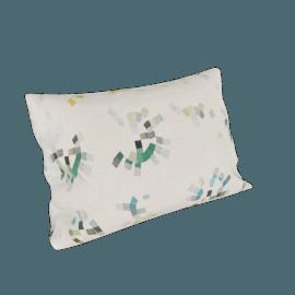 Maharam Pillow in Colorwheel 11X21, Pumice