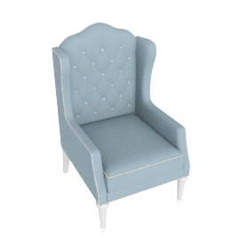 Arabesque Armchair