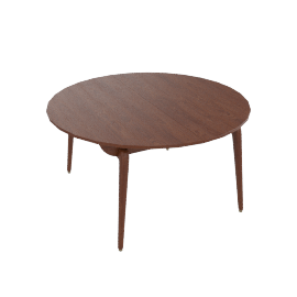 Odin Round Extension Table