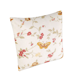Butterfly Embroidery Cushion