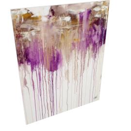 Lavender Dusk by KelliEllis - 40''x51''
