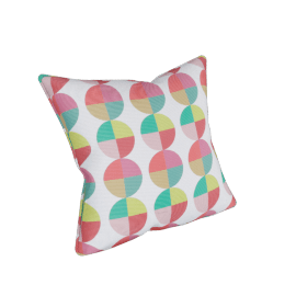 Outdoor Throw Cushion Cover, Multicolour