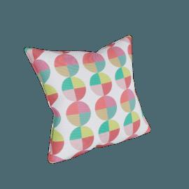 Outdoor Throw Cushion Cover, Multicolour