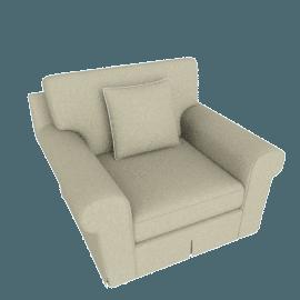 Cleo 1-seater Sofa