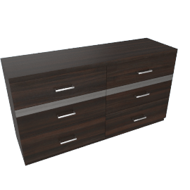 Weston 6-Drawer Chest of Drawers