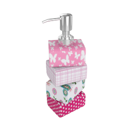 Bonte Soap Dispenser - 7.5x5.7x15.2 cms
