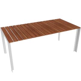 Deneb Teak Table - 71x35