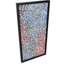 Starry Night Shadow Box - 40x3.5x80 cms