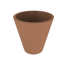 New Pot 60, Terracotta