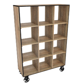 Humphrey large storage unit