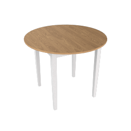 John Lewis Lacock 4 Seater Round Dining Table