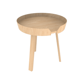 Around Table, Small - Oak