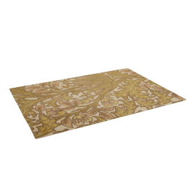 William Morris Artichoke Rug, 240x170, Green