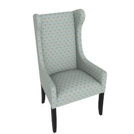 Victor Dining Chair, Green