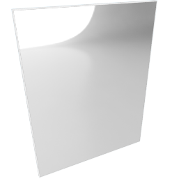 Monza Dresser Mirror