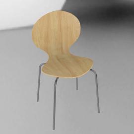 Chrissy Chair, Birch