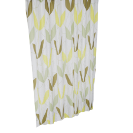 New Leaf Shower Curtain - 180x180 cms