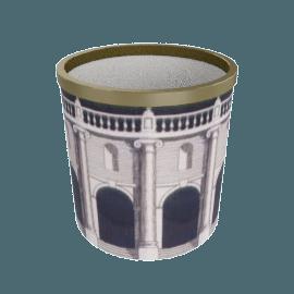 casa con colonne paper basket by fornasetti