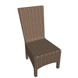 Barlow Tyrie Savannah Garden Side Chair